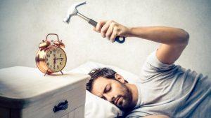 conciliar sueño rapidamente