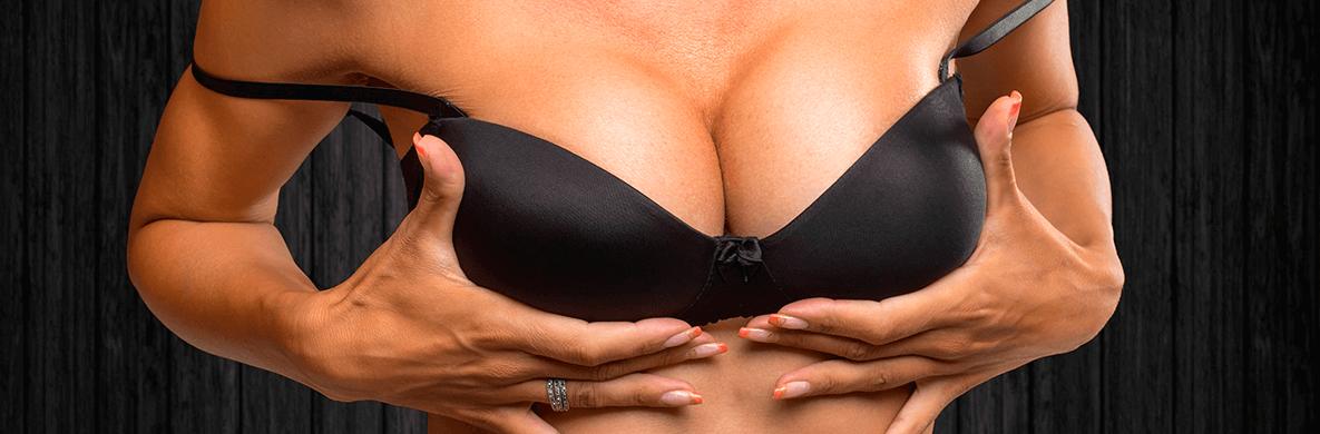 levantar pechos