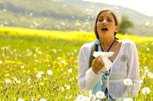 combate la alergia primaveral